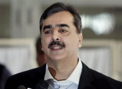Former Pakistan PM Yousuf Raza Gilani tests positive for COVID-19